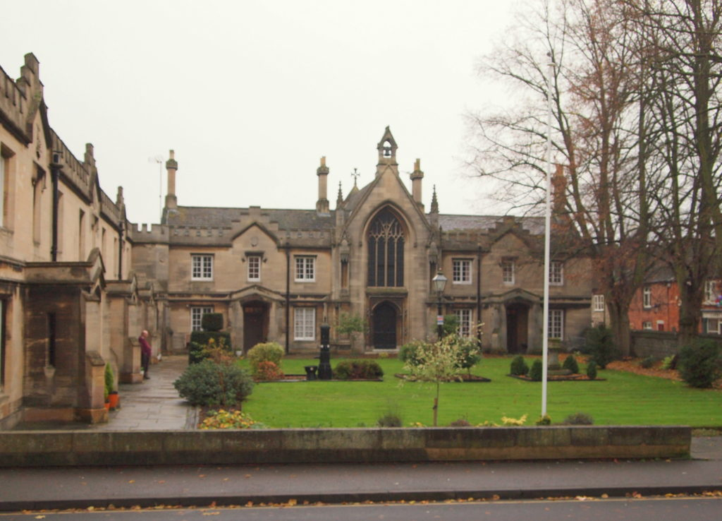 The Eastgate Almshouses
